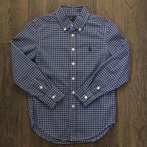 Big Boys Ralph Lauren Dress Shirt - Size S(8)